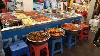 Kimchi everything